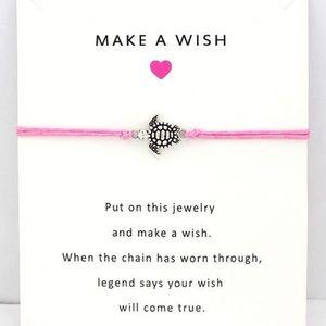 Jewelry - Make a wish - Turtle bracelet